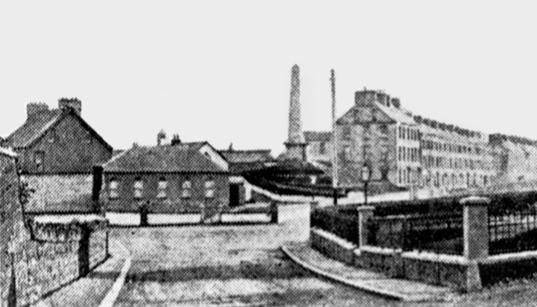 Methodist Church and School 1832