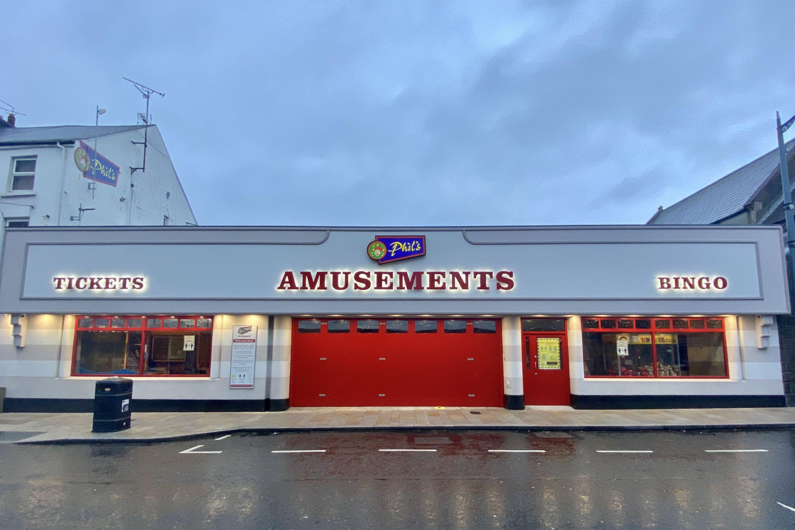 Phil's Amusements & Sportsland