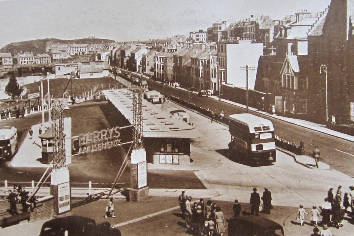 Portrush Bus Station