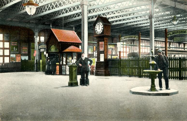 Portrush Railway Station