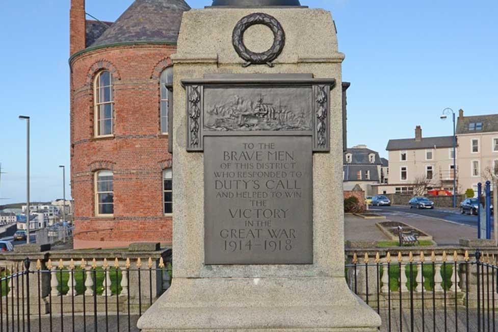 Portrush War Memorial