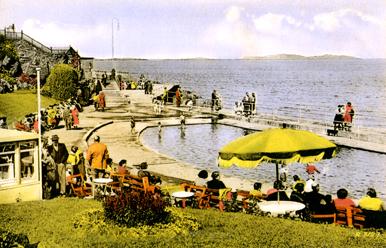 Arcadia 1950's Mediterranean Lido