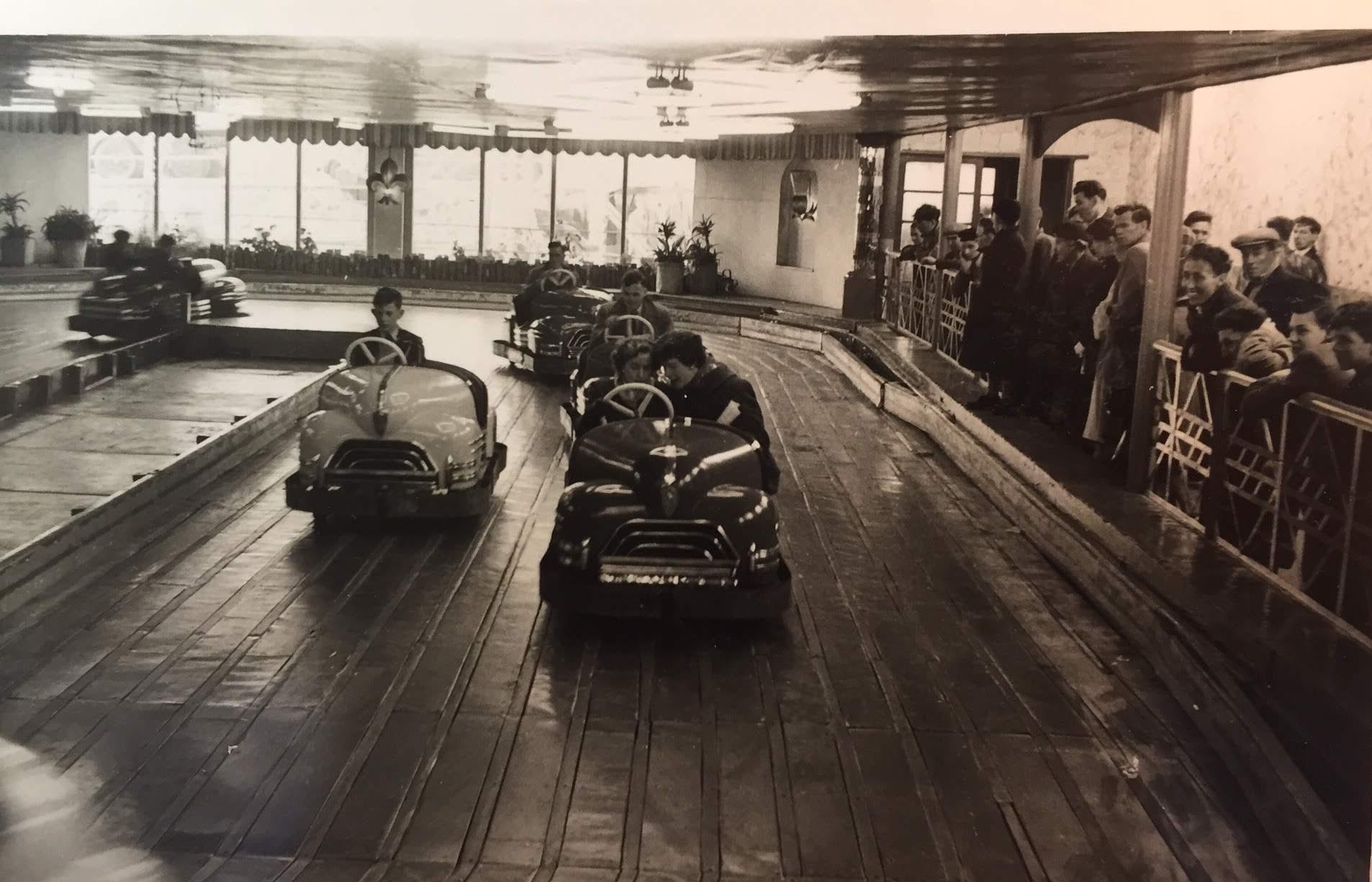 Barry's Racing Cars