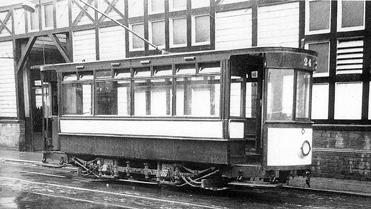 Tram Car 24 - After