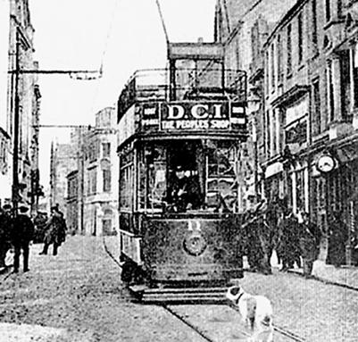 Tram Car 24 - Before