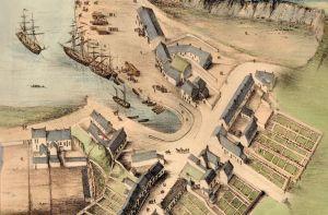 The Old Dock, Portrush Harbour