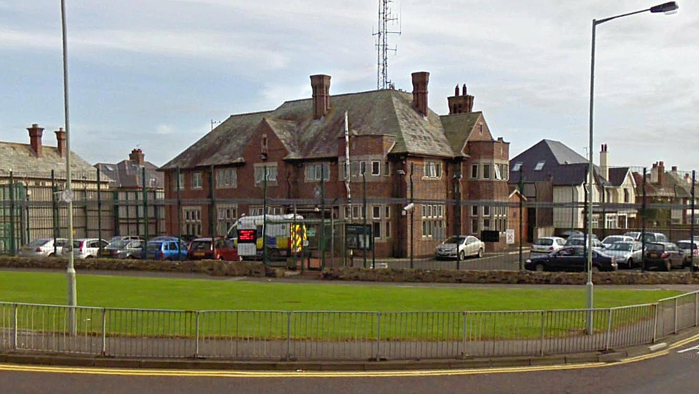 Portrush Police Station