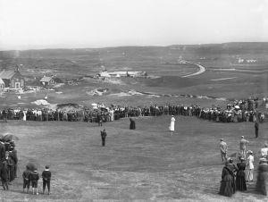 Royal Portrush Ladies Golf on original course