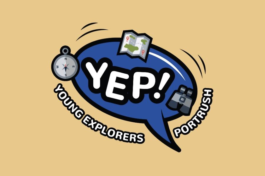 YEP! Young Explorers Logo
