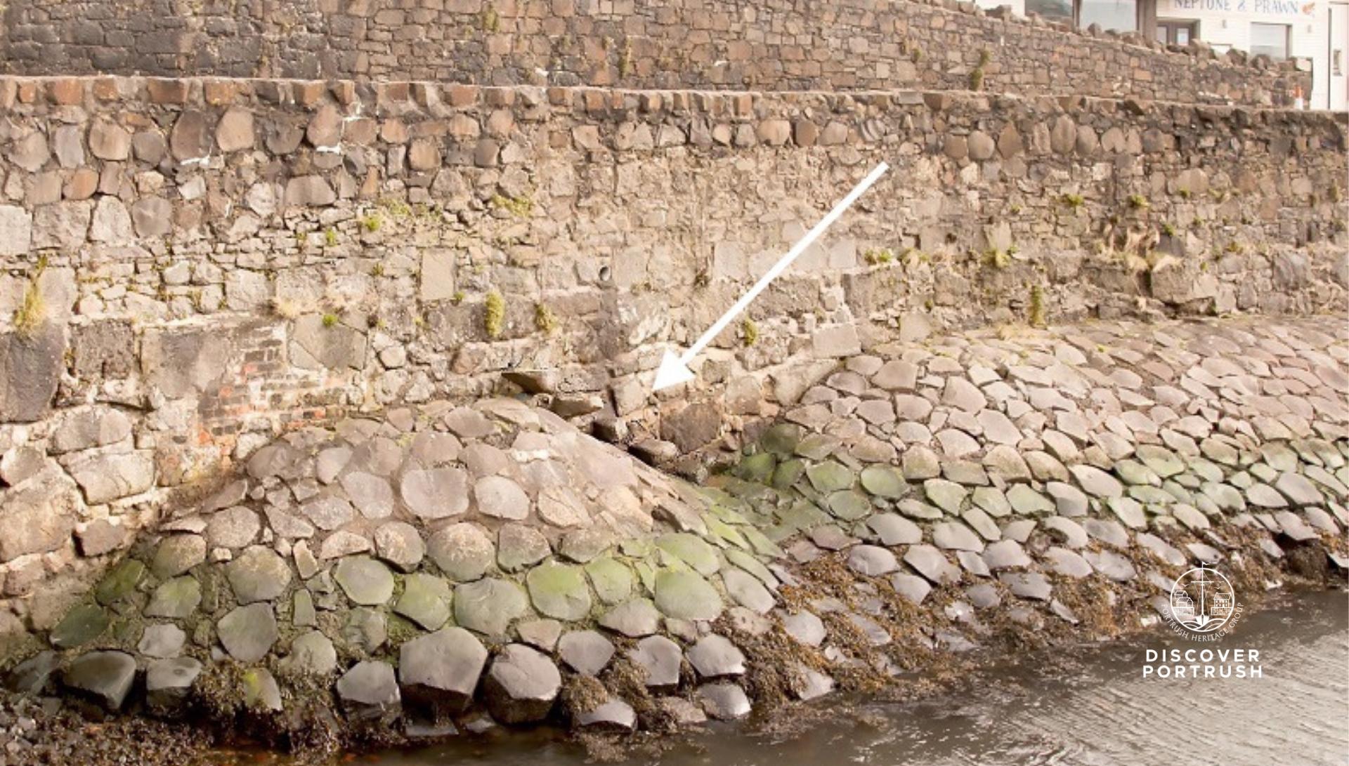 Pilgrim Steps Portrush